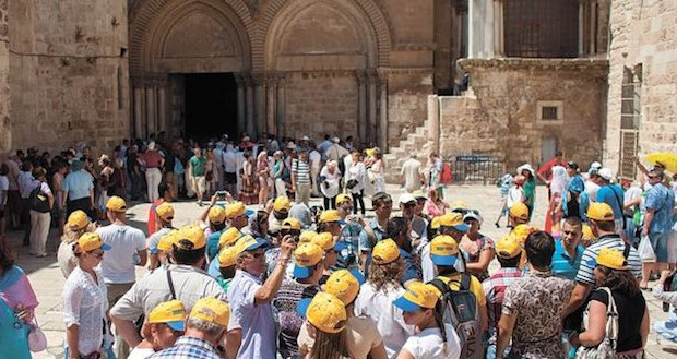 Israel Tourism Setting Records